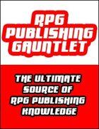 RPG Publishing Gauntlet #6