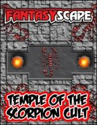 Fantasyscape: Temple of the Scorpion Cult