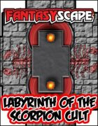Fantasyscape: Labyrinth of the Scorpion Cult