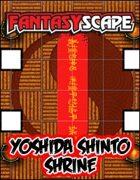 Fantasyscape: Yoshida Shinto Shrine