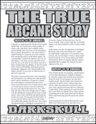 The True Arcane Story: Darkskull