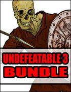 Undefeatable 3 (PRPG) Bundle [BUNDLE]