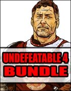 Undefeatable 4 (PRPG) Bundle [BUNDLE]