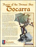 Races of Pirates of the Bronze Sky: Tocarra (PFRPG)