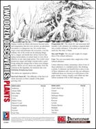 Two Dozen Discoveries: Plants (PFRPG)