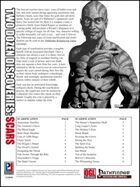 Two Dozen Discoveries: Scars (PFRPG)