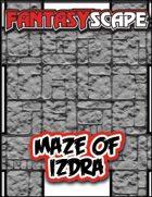 Fantasyscape: Maze of Izdra