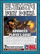 Ultimate Feat Decks: Advanced Player's Guide (PFRPG)