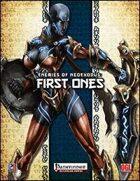 Enemies of NeoExodus: First Ones (PFRPG)