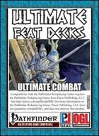 Ultimate Feat Decks: Ultimate Combat  (PFRPG)