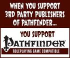 Support 3rd Party Publishers of Pathfinder Banners (PFRPG)