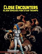 Close Encounters - Alien Species for Star Tramps