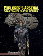 Explorer's Arsenal - Star Tramps Player Options