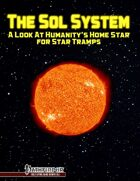 The Sol System - A Look At Humanity's Home Star (PFRPG)