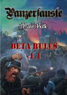 Panzerfäuste Mass Battle (Beta Rules v 1.1)
