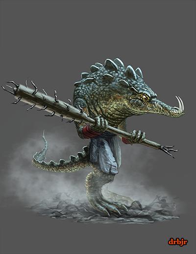 Croc Bludgeoner