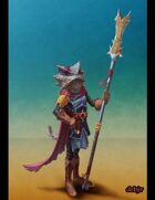 Horned Lizard Spearman