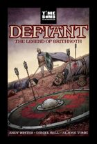 Defiant: The Legend Of Brithnoth
