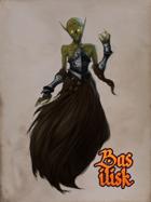 Undead sorceress