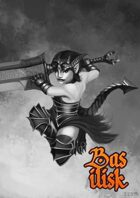 Gnome, Female warrior