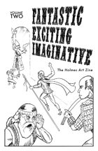 FANTASTIC! EXCITING! IMAGINATIVE! — Volume TWO — INNER HAM