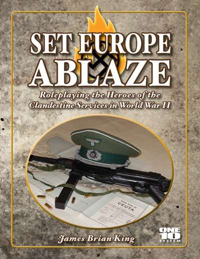 Set Europe Ablaze