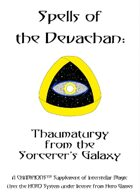 Spells of the Devachan