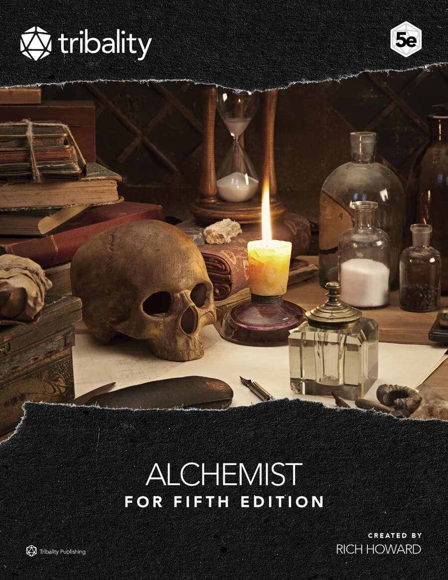 Alchemist (5E)