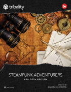 Steampunk Adventurers (5E)