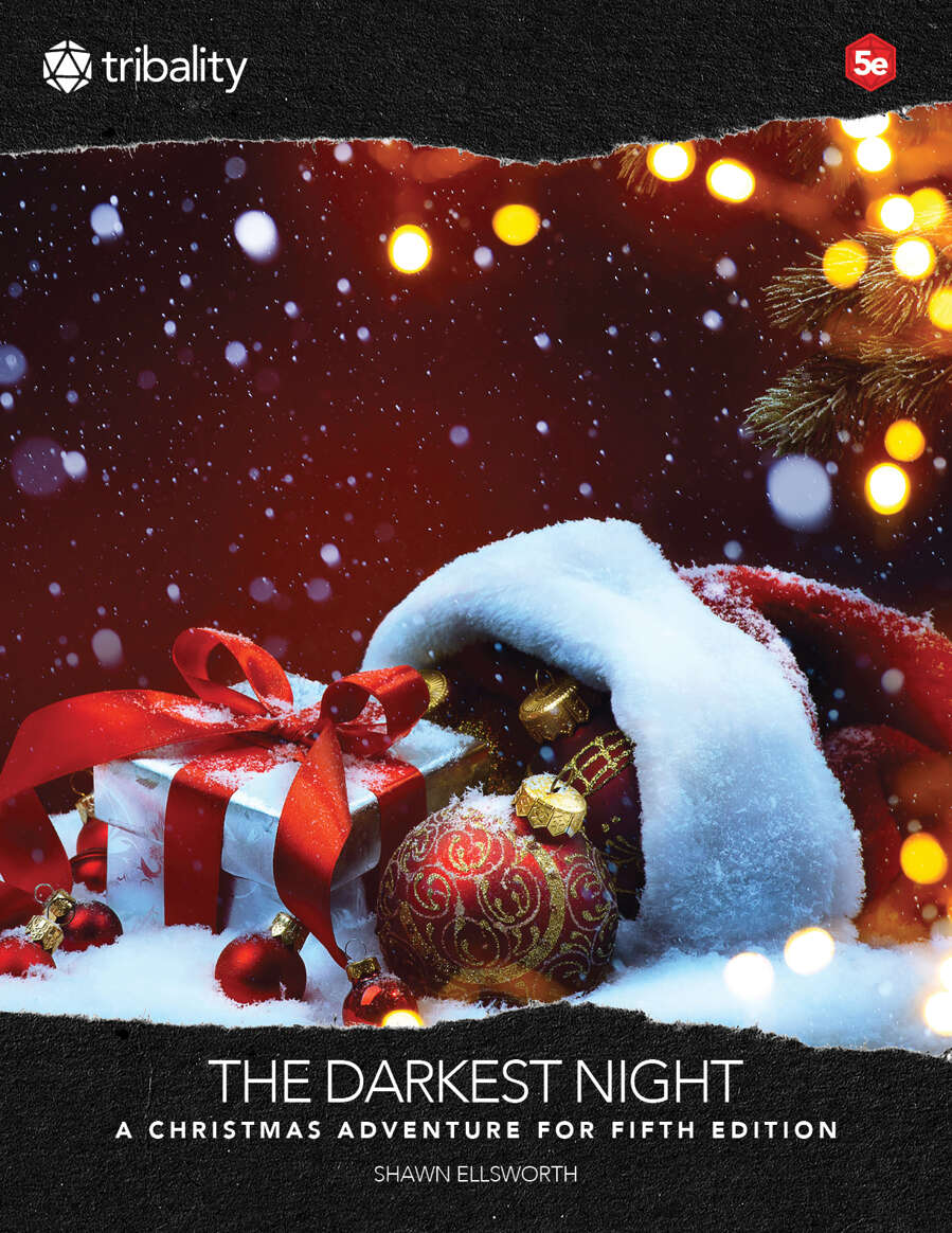 Cover of The Darkest Night