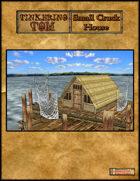 Fishing Village Cruck House