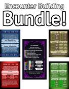 Encounter Building Cards [BUNDLE]