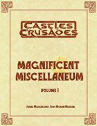 Magnificent Miscellaneum Vol. 1