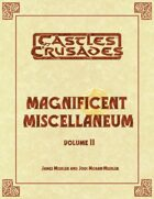 Magnificent Miscellaneum Vol. 2