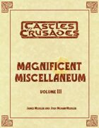 Magnificent Miscellaneum Vol. 3