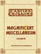 Magnificent Miscellaneum Vol. 4