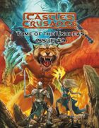 Castles & Crusades Tome of the Unclean Issue No. 9