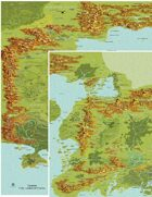 Aihrde Lands of Ursal Game Maps
