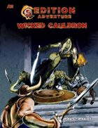 A3 Wicked Cauldron -- Adventures for 5th Edition Rules