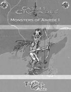 Castles & Crusades Monsters of Aihrde I