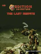 A10 The Last Respite -- 5th Edition Adventure