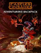 Castles & Crusades The Adventurers Backpack