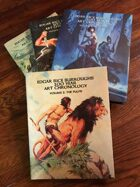 Edgar Rice Burroughs 100 Year Art Chronology [bundle]