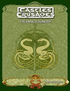 Castles & Crusades Palthar's Sundry