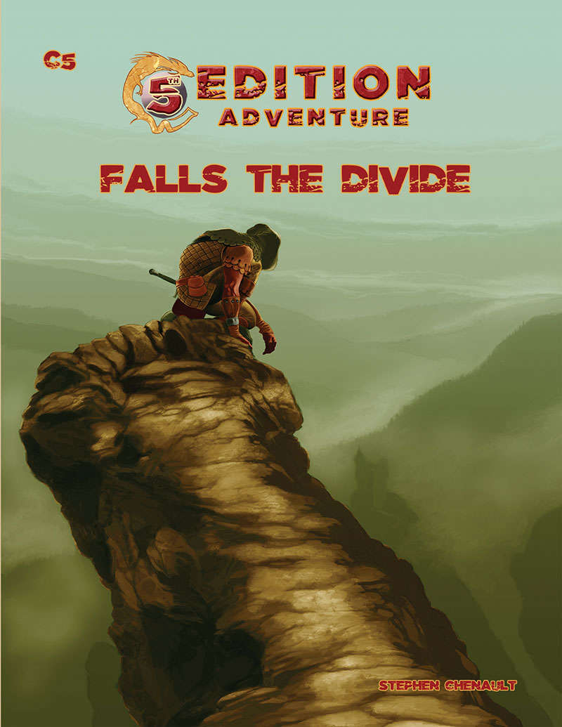 Cover of C5 Falls the Divide