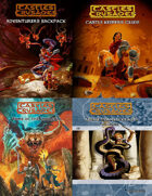 Castles & Crusades Package 2 [BUNDLE]