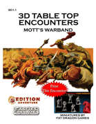 3D Table Top Encounters - Mott's Warband [BUNDLE]