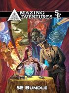 5th Edition Amazing Adventures [BUNDLE]