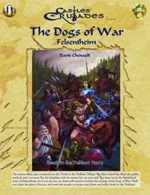 Cover of Castles & Crusades I3 Dogs of War: Felsentheim