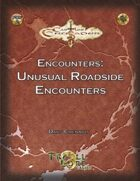 Castles & Crusades Encounters PDF2 Unusual Roadside Encounters